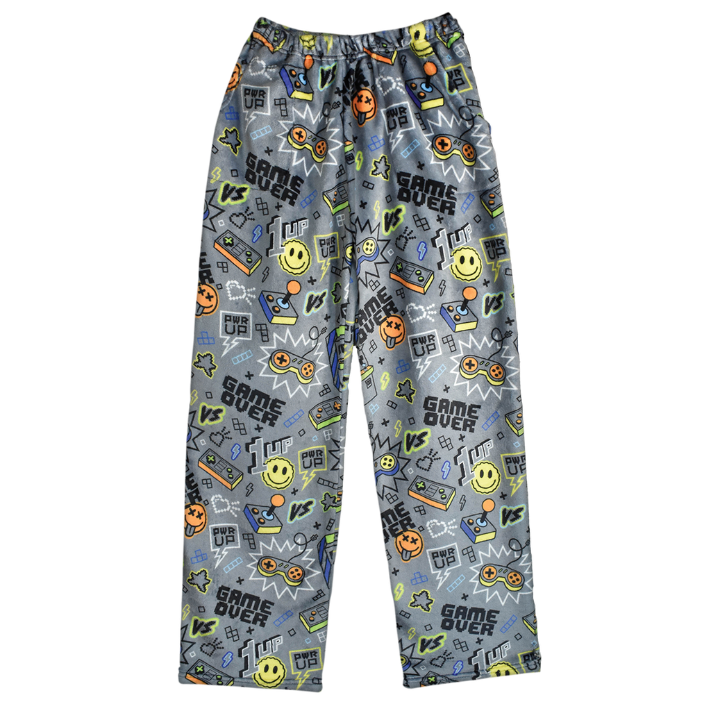 Gamer Plush Pants