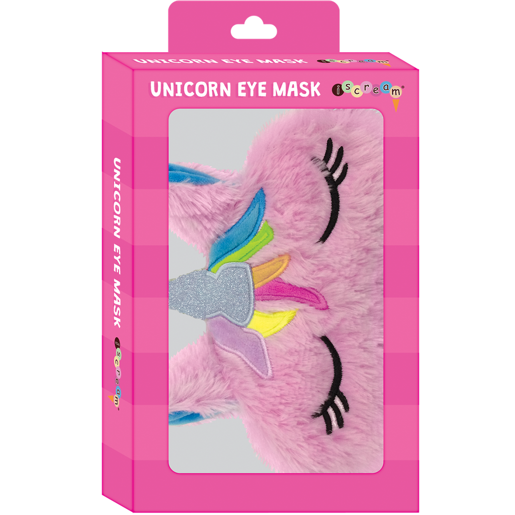 Unicorn Furry Eye Mask