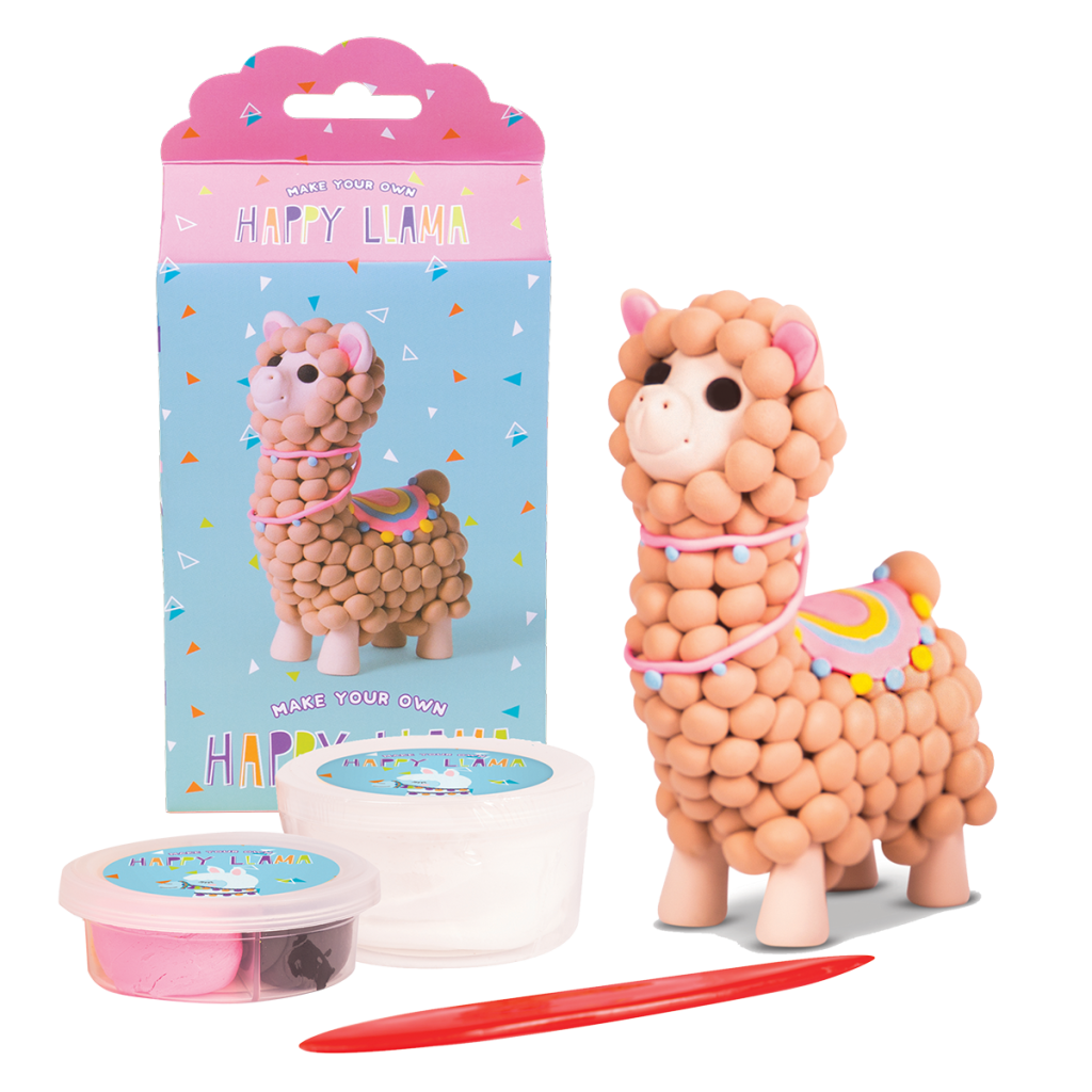 Make Your Own Llama DIY Kit