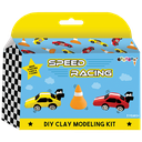 DIY Speed Racing Dough Kit