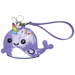 [810-621] Narwhal Purse Key Chain