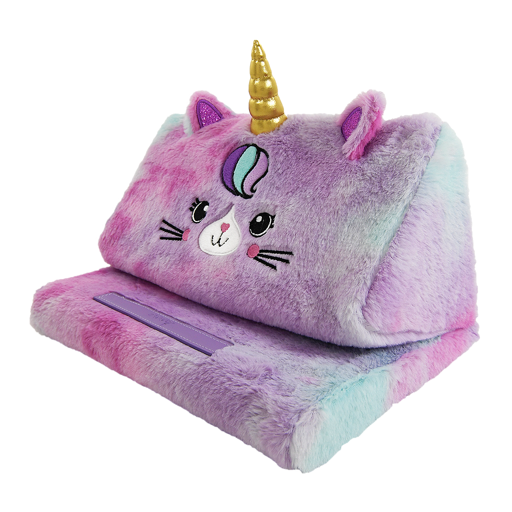 [782-196] Caticorn Furry Tablet Pillow