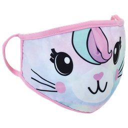 [880-186C] Caticorn Reversible Face Mask