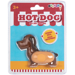 [770-207] Hot Dog Stress Reliever