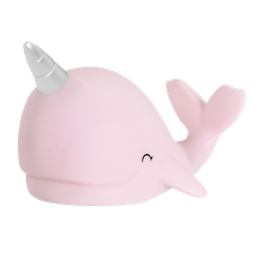 [865-078] Baby Narwhal Night Light